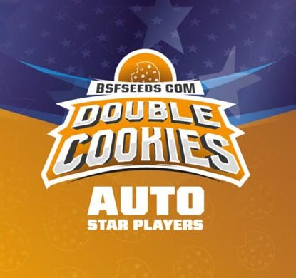 Label du graine autofloraison du Double Cookies