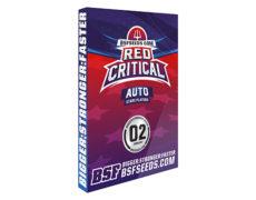 Red Critical graine autofloraison haute de gamme