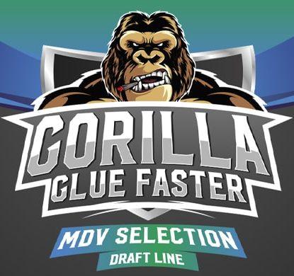 Logo Gorilla Glue graines de marijuana