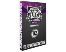 Mango Juice Graines de cannabis féminisée du weed seed shop