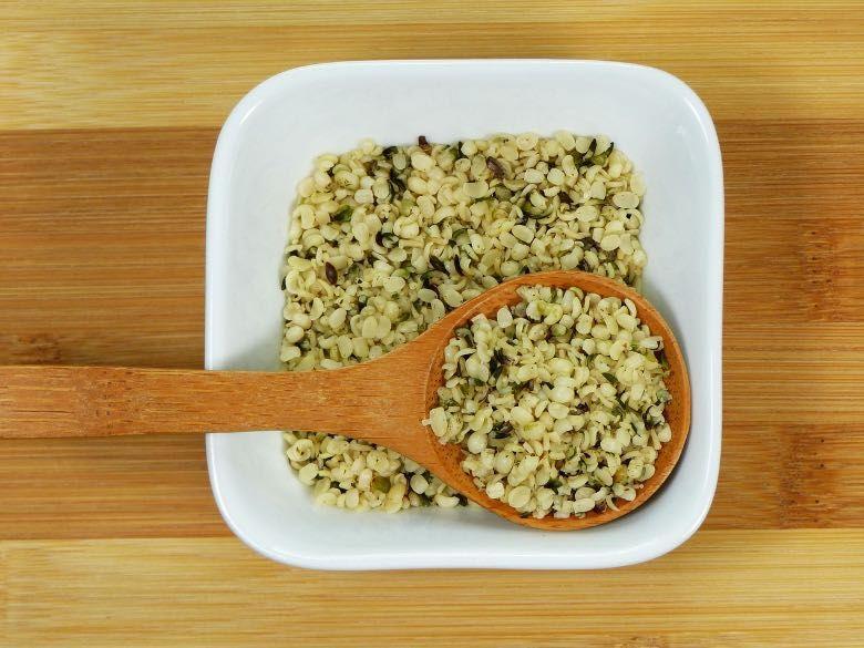 graines de canabis à usage alimentaire