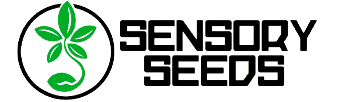 Sensory Seeds logo - Boutique des graines de cannabis
